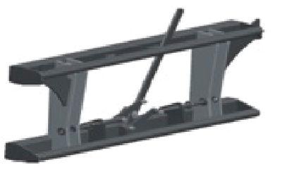 Adapter - R107 za mini loader