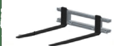 Vilice sa nosačem L009 (podiznost 2 tone)