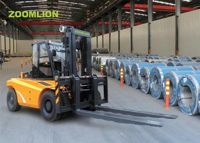 ZOOMLION 13,5 tona diesel