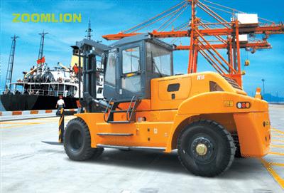 ZOOMLION 15 tona diesel