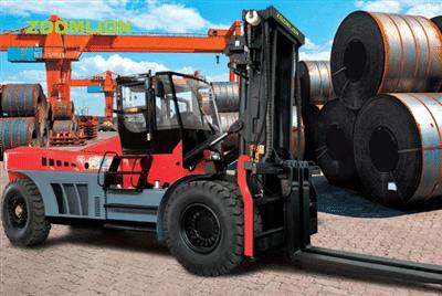 ZOOMLION 25 tona diesel CVT