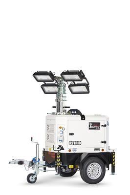 Svijetleći toranj ASTRID-PRO XL
