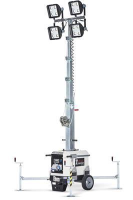 Svijetleći toranj TOWERLOOP PRO 02 Multiled