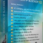 WordPress IP Blocker Pro 10
