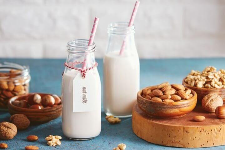 sữa hạt thảo mộc