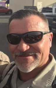 Deputy Chad Barrett