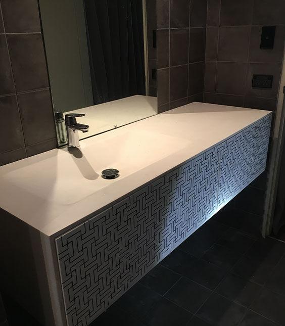 New Vanity for homeowner