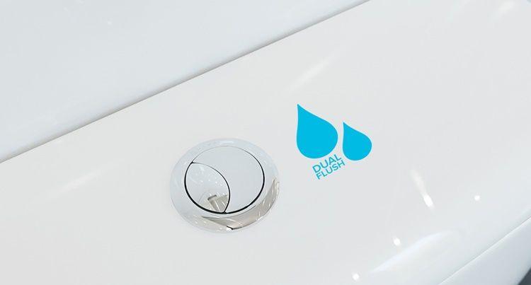 Upgrade to Dual Flush Start Saving Water