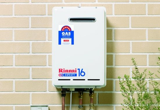 Rinnai Infinity 16 Gas Hot Water System