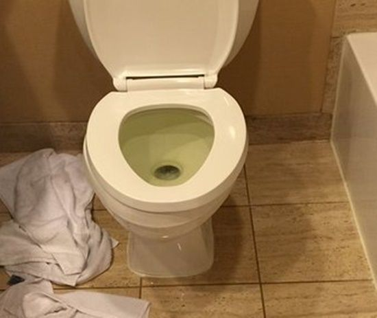 Toilet Water Rising