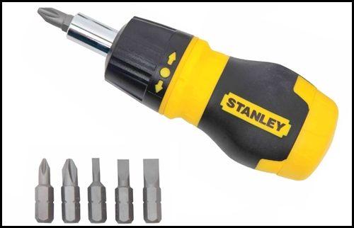stubby screwdriver