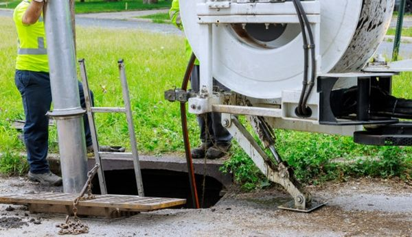 blocked drains services