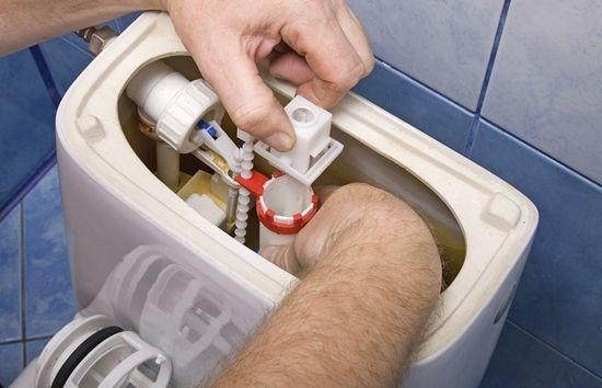 toilet repairs service