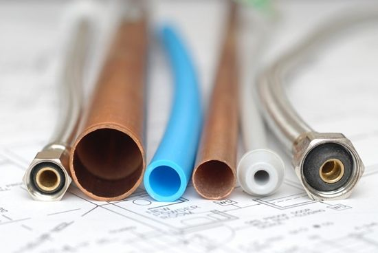 Plumbing Knowledge Base - water distribution pipes
