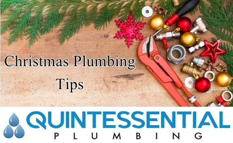Christmas Plumbing Tips