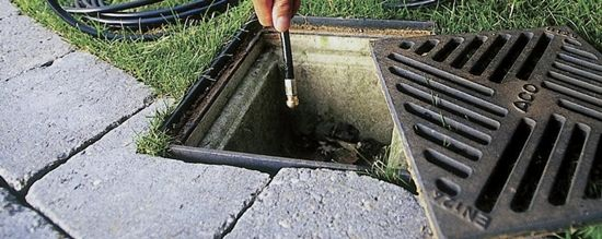 how to retrieve - drain rods get lost