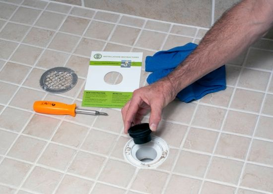 how to protect - seal you drainage