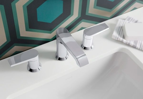 What are Bathroom Faucet Mounting Kinds?