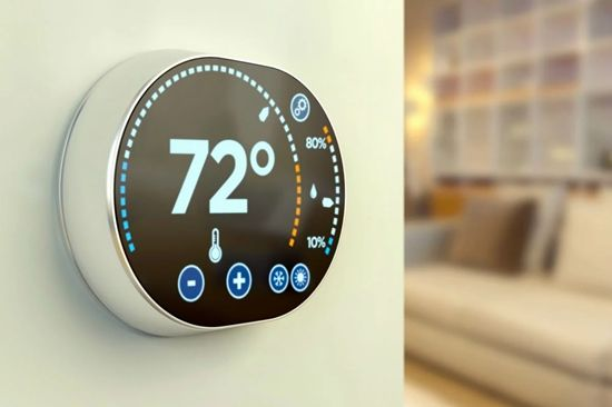 Enter Smart Thermostat