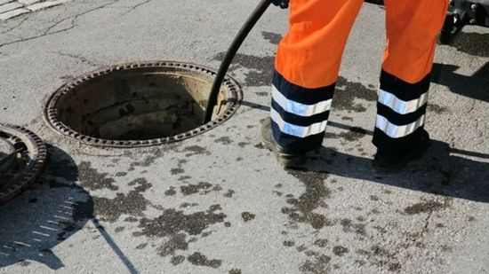 sewer cleaning - reducing blockages