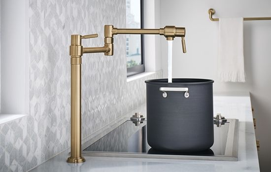 secondary faucets