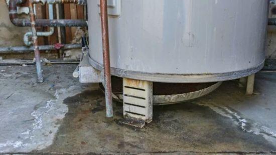boiler kettling - leak boiler system