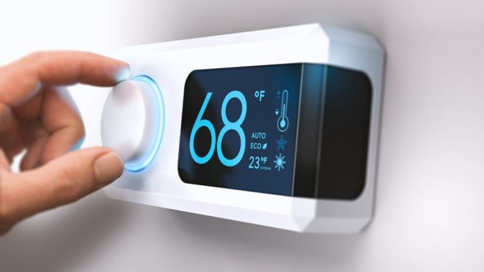 smart heating - thermostat