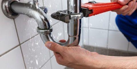 DIY Plumbing Disaster