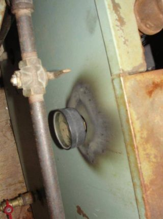 Unsafe Boiler Installation