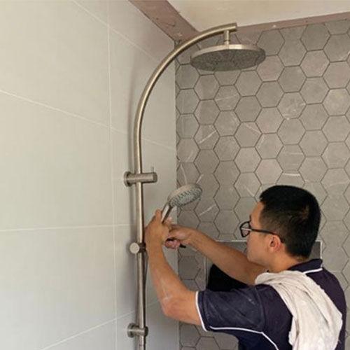 Shower Repairs & Installations