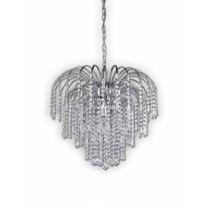 canarm olivia chrome chandelier ich135b04ch