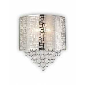 canarm benito 1 light chrome wall light iwl394a11ch
