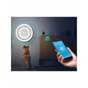 Bazz WFKIT400 White Smart WiFi House Alarm Kit