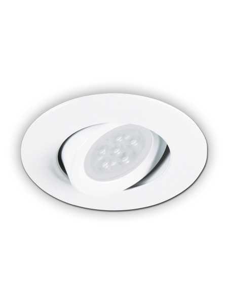 Minilux Led Recessed Light Gu10 White