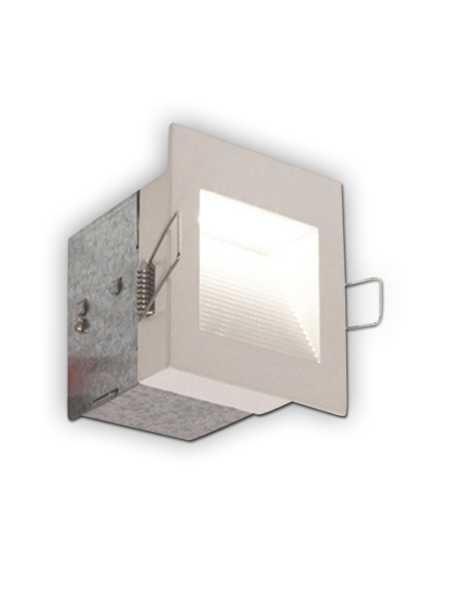Zoom Bazz Wall Mounted 1 5w Led Recessed Light