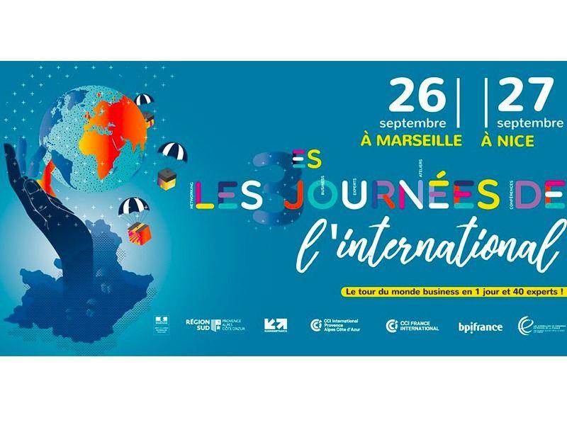 ASD Group participe aux Journées de l'International les 26 et 27 septembre 2018