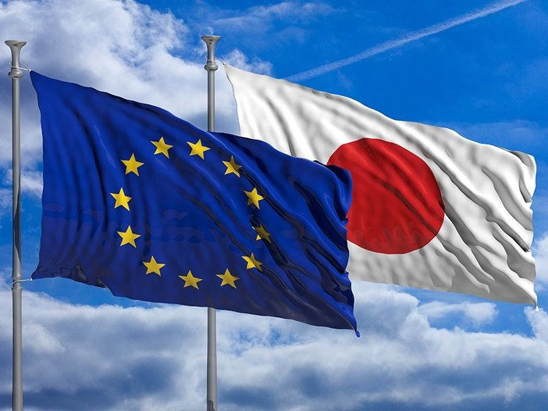 A new economic agreement between the European Union & Japan