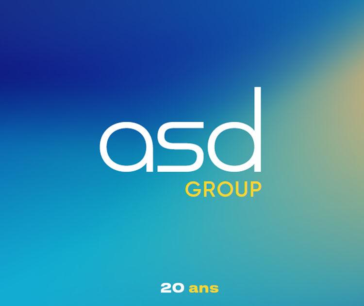 ASD Group : 20 ans en 2020 et toujours autant de projets