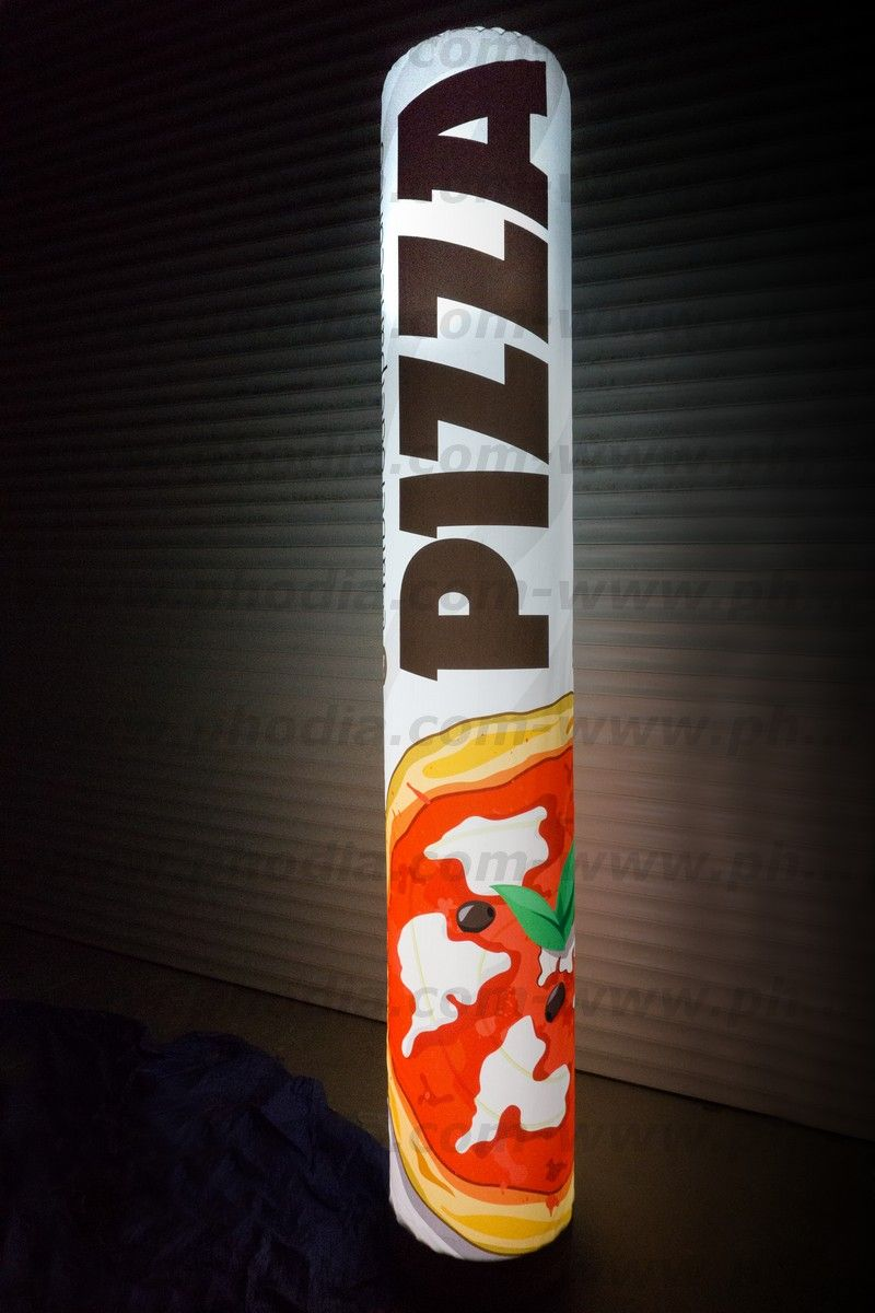totem imprime pizzeria italie