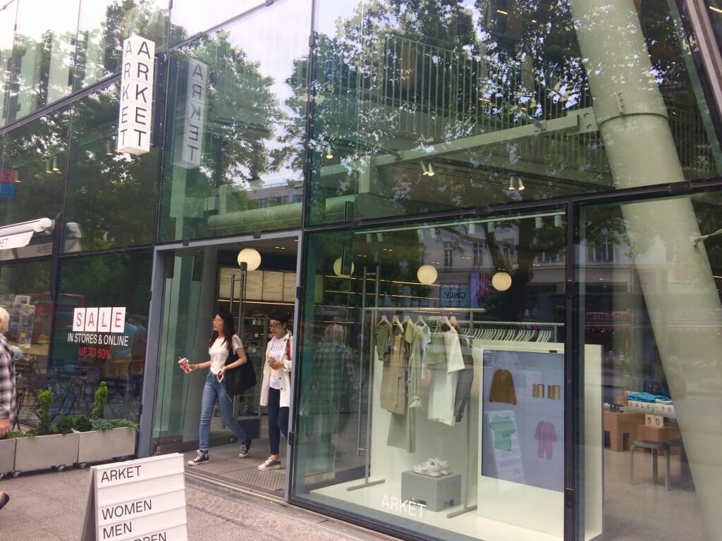 Foto von Arket in Berlin am Kurfürstendamm
