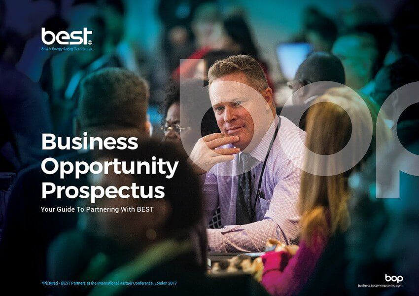 business opportunity prospectus