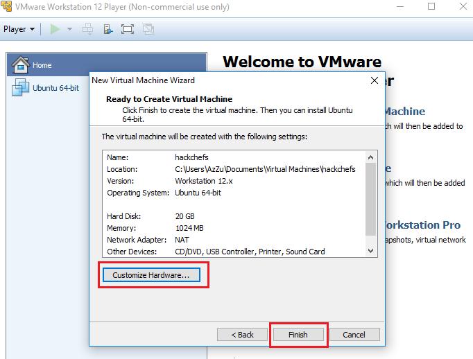 Install Kali Linux in VMware