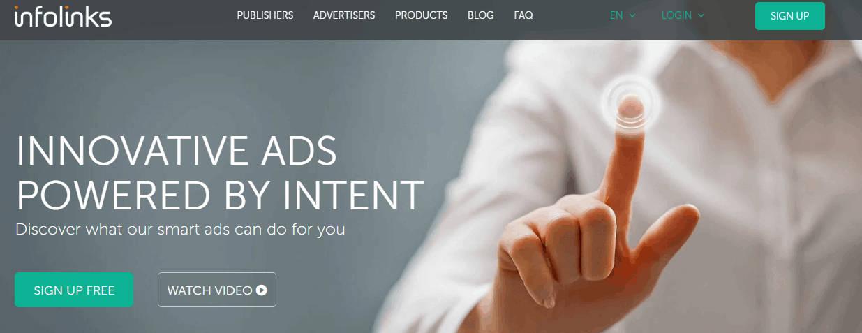 websites like adsense