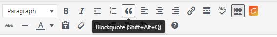 Customize Blockquote