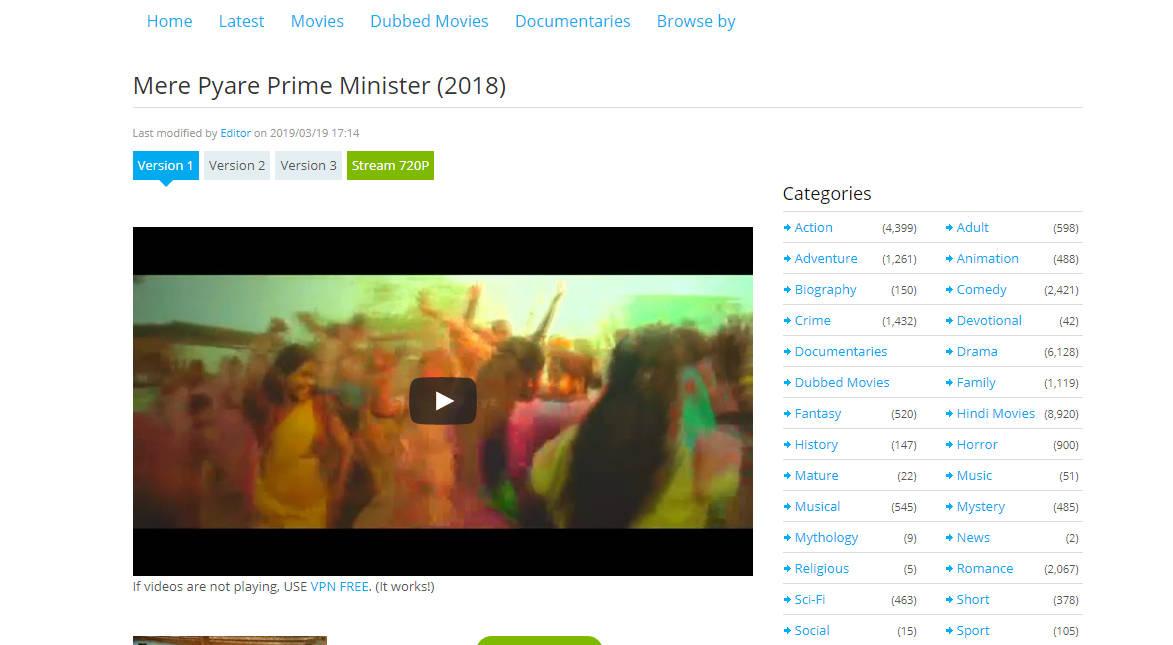 hindilinks4u website
