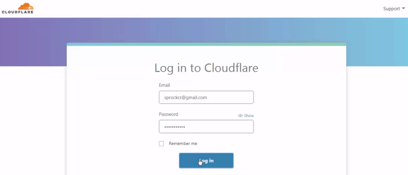 fix cloudflare Error 522 Connection Timed Out