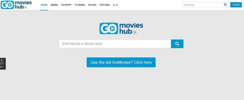 Go Movies - Viooz Alternatives