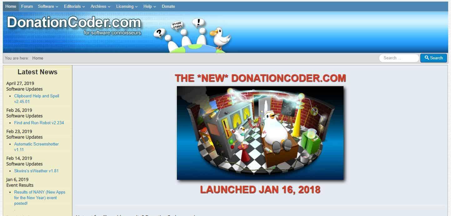 donationcoder
