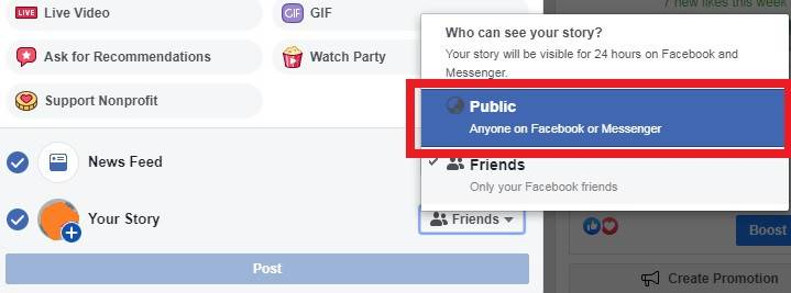 how to see who views my facebook account