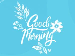 facebook good morning image